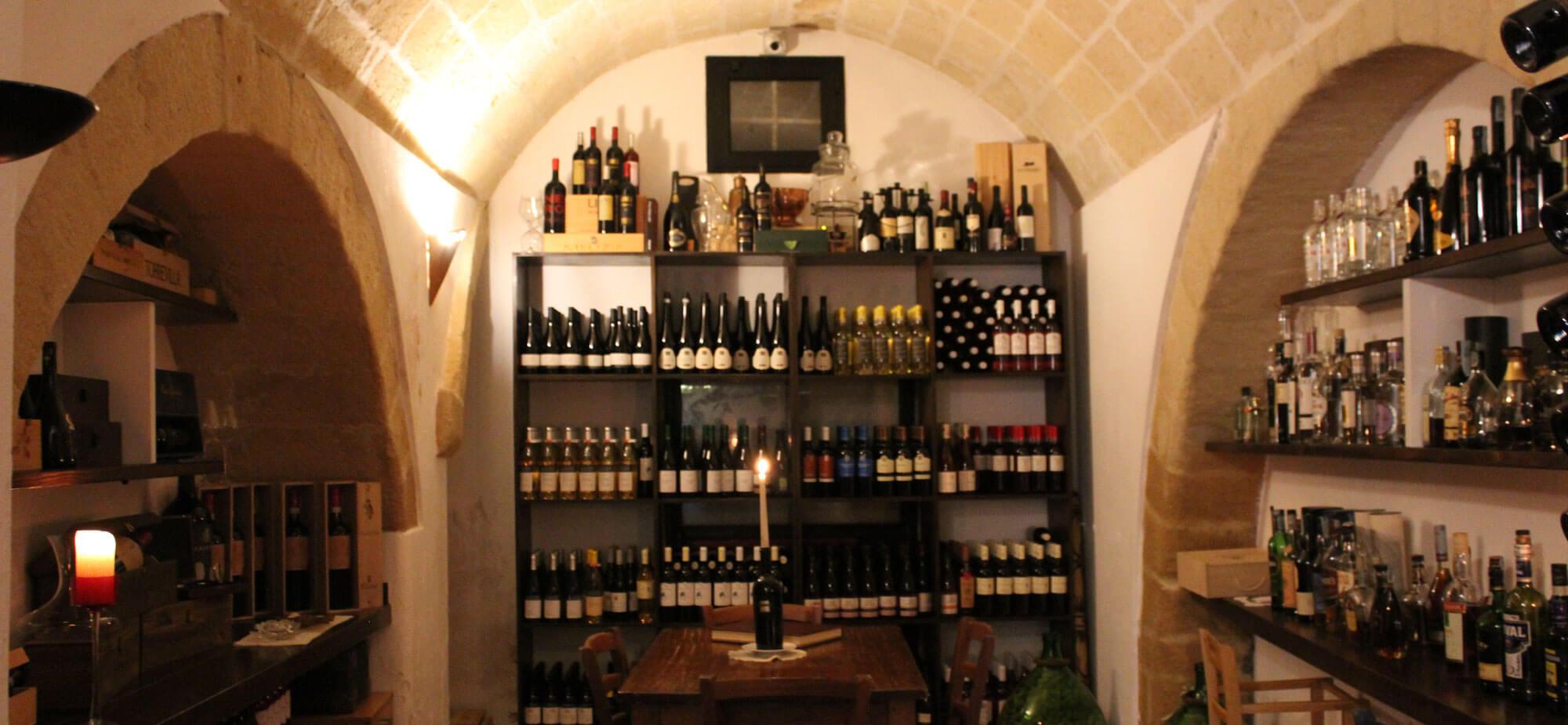 Vineria a Lecce - La Scarpetta