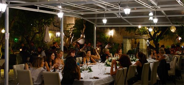 Menù a La Carte del ristorante La Scarpetta