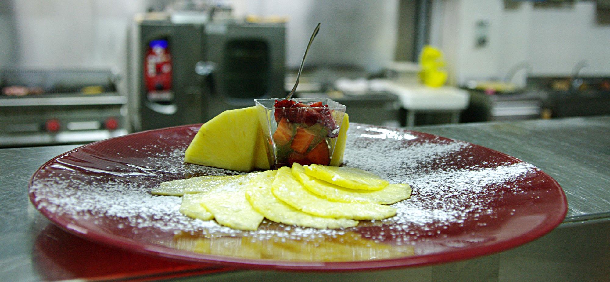 frutta ristorante lecce la scarpetta