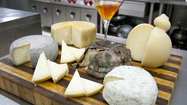 I migliori formaggi locali