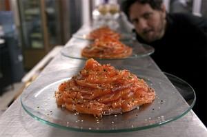 Carpaccio-di-Salmone